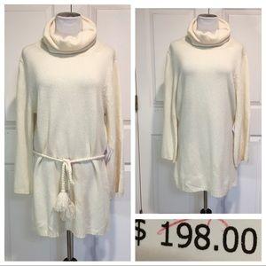 NWT! Talbots cashmere sweater